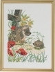 Hedgehogs & Poppies - (KIT#7714475)