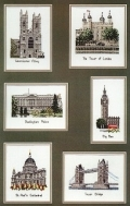 HCB11-London by Susan Ryder - Cross Stitcher's Guide