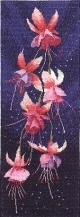 HC535 - Fuchsia by John Clayton - Flower Panels