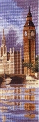 Big Ben by John Clayton - International - Heritage Stitchcraft #