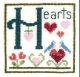 H Is For Hearts - 13-1351