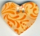 "87031 - Golden Hearts Desire 7/8"" x 7/8"" -  1 per pkg"