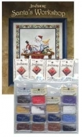 Santa's Workshop Embellishment Pack
