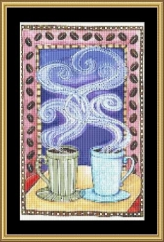 Coffee, Mystic Stitch