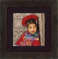 Peruvian Girl, Lanarte kit