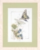 Blueberry Butterfly by Marjolein Bastin - (KIT)