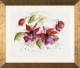 Fuchsia in Watercolor - (KIT)