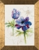 Blue Flowers Anemones - (KIT)