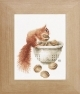 Squirrel by Marjolein Bastin - (KIT)