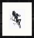 Little Fairy Silhouette - (KIT)