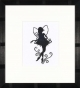 Cute Little Fairy Silhouette - (KIT)