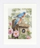 Garden Bluebirds - (KIT)