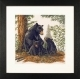 Black Bear with Cubs - (KIT)