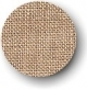 Linen - Country French - 28ct - Hazelnut