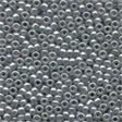MH00150 - Grey - Glass Seed Beads