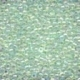 MH02016 - Crystal Mint - Glass Seed Beads