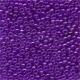 MH02086 - Purple Elactra - Glass Seed Beads