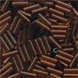 MH72023 - Root Beer - Bugle Beads (SM)