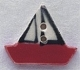86037 - Sailboat 7/8in x 3/4in -  1 per pkg