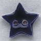 86179 - Small Blue Star 5/8in x 5/8in -  1 per pkg