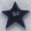 86183 - Large Blue Star 1in x 1in -  1 per pkg