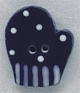 86199 - Navy Mitten-Thumb on Right 3/4in x 7/8in -  1 per pkg