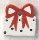 86346 - Petite Present With Red Bow 1/2in x 1/2in -  1 per pkg