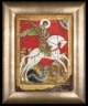 Icon St. George and the Dragon - (KIT)