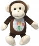 Ready-To-Stitch Stuffed Animals-Monkey