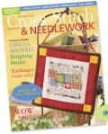 3 Cross Stitch and Needlework Magazines
