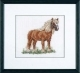 Brown Horse - (KIT) Permin#126423