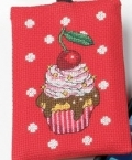 Cupcake Phone Case - (KIT)