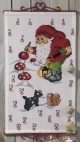Advent Calendar - Santa Paints - (KIT#342261)