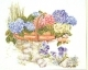Basket Of Flowers - #GOK2063 Thae G.
