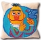 Sesame Street Bert Pillow - (KIT)