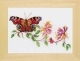 Butterfly on Floral Branch - #GOK439 Thae G.