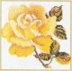 Single Yellow Rose - #GOK815 Thae G.