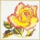 Single Yellow Rose - #GOK816 Thae G.