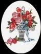 Poetry Rose Basket - #GOK926 Thae G. KIT