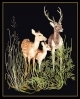 Deer With Fawn - #GOK938B Thae G. KIT