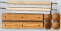 "Frames-16"" Scroll Rod"