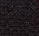 Monks Cloth - 7ct - Black