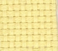 Monks Cloth - 7ct - Pastel Yellow