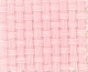 Monks Cloth - 7ct - Pink