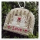Snow Love Country Cottage Ornaments - CCNCC3