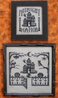 One Color Wonders: Midnight Manor, Halloween