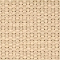 Huck Fabric - 14ct - Lt. Mocha