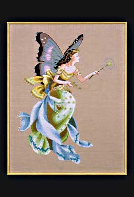 Cottage Garden Fairy, The (MD63) - Click Image to Close