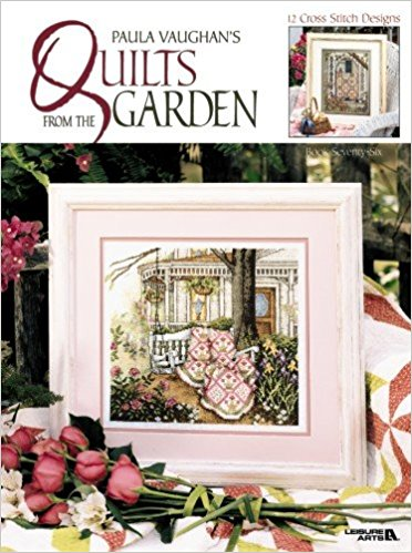Quilts Garden by Paula Vaughan, book 76 - Click Image to Close