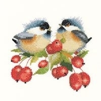 Berry Chick-Chat by Valerie Pfeiffer - Harmony
